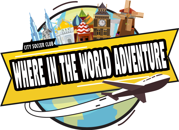 Where in the World Adventure logo